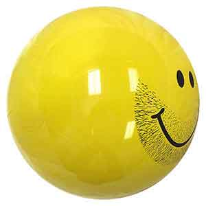 16'' Smiley Beard Beach Balls