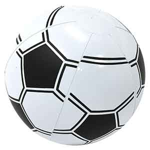 16'' Soccer Ball Beach Ball