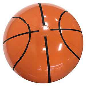 36'' Basketball Beach Ball