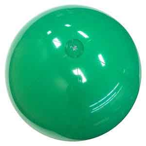 36'' Solid Green Beach Balls