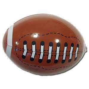 6'' Football Beach Ball
