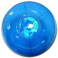 9'' Translucent Blue Beach Balls