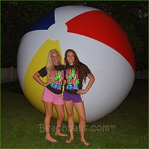 Giant 15-ft Signature Series Beach Balls
