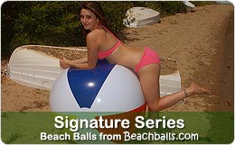 Signature Series Beach Balls