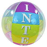 36'' Intex Beach Ball