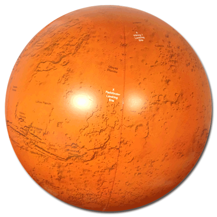 solid planet mars - photo #32