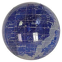 16'' Constellations Blue Beach Ball #206