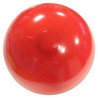12'' Solid Red P7 Beach Balls