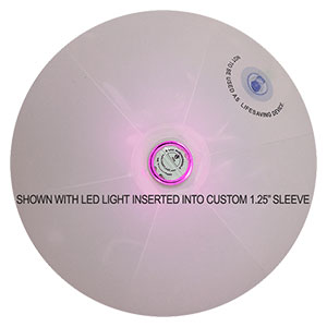16'' Glow-Ready Beach Ball 1.25