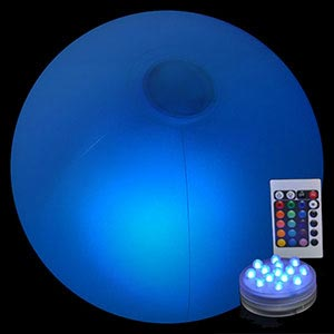 16'' Remote Controlled Beach Ball