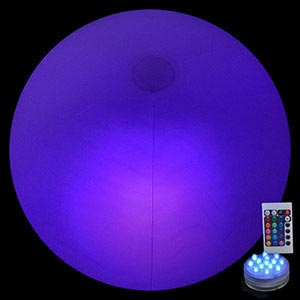 24'' Remote Controlled Beach Ball