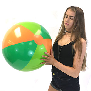 24'' Tropical P7 Beach Balls