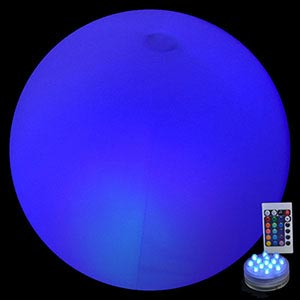 36'' Remote Controlled Beach Ball