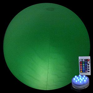 48'' Remote Controlled Beach Ball