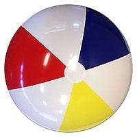 48'' Signature SE Traditional Beach Balls