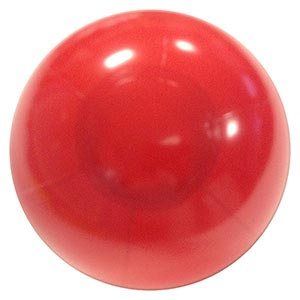 5'' Solid Red P7 Beach Ball