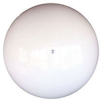 8-FT Deflated Solid White P7 Beach Balls