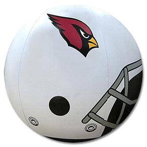 Arizona Cardinals Beach Ball