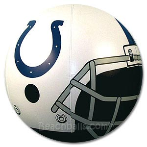 Indianapolis Colts Beach Ball