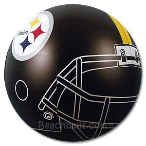 Pittsburgh Steelers Beach Ball