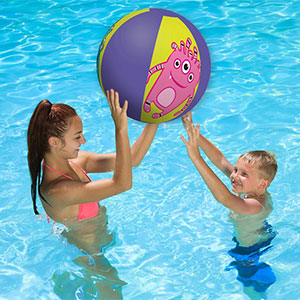 24'' Alien Beach Ball