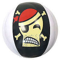 24'' Pirate Beach Ball