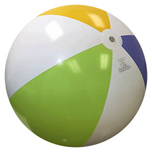 Beach Balls from Small to Giants - 60'' Summer Classic ...