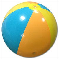 35'' Splash & Spray Beach Ball