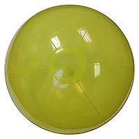 20'' Lemon Drop Candy Beach Balls