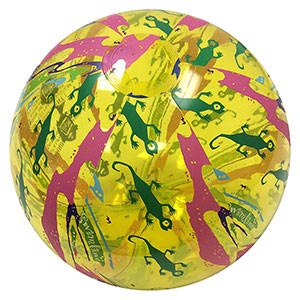 20'' Gold Fish Beach Balls